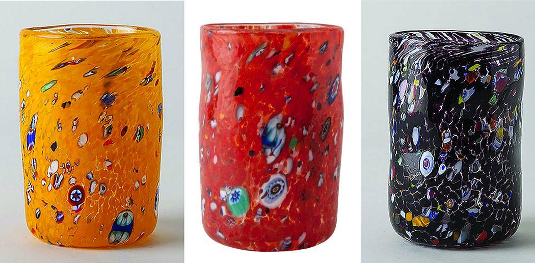 WAVE MURANO GLASS Bicchiere per aranciata Bicchieri Bicchieri, Caraffe e Bottiglie  |