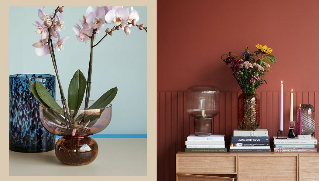 HÜBSCH Vaso da fiori Vasi Fiori e Profumi  |
