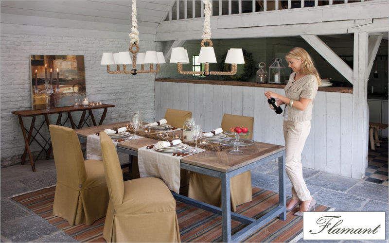 Flamant Sala da pranzo | Charme