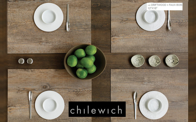 CHILEWICH Tovaglietta all'americana Set da tavola Biancheria da Tavola Sala da pranzo   Design Contemporaneo