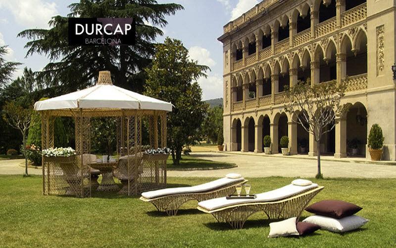 DURCAP Lettino prendisole Lettini e sdraio Giardino Arredo Giardino-Piscina | Esotico