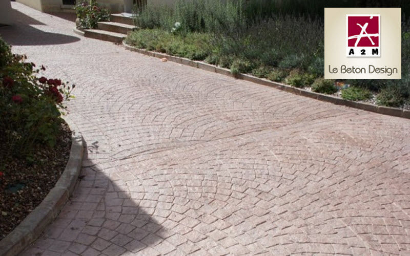 LE BETON DESIGN Pavimento decorato in calcestruzzo Calcestruzzo decorativo Pavimenti  |