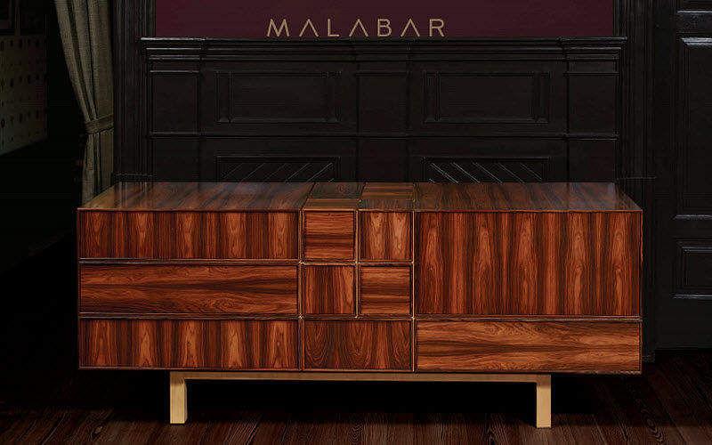MALABAR Cassettiera bassa Credenze, buffet e mobili soggiorno Armadi, Cassettoni e Librerie  |