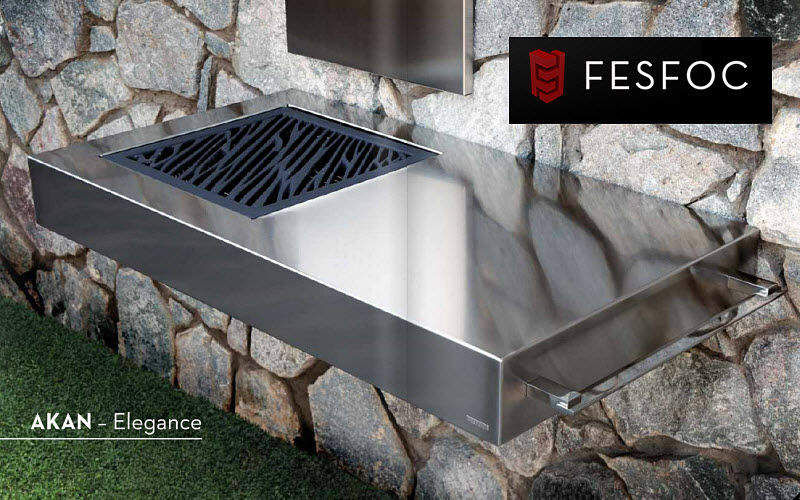 FESFOC Barbecue elettrico Barbecue Varie Giardino   