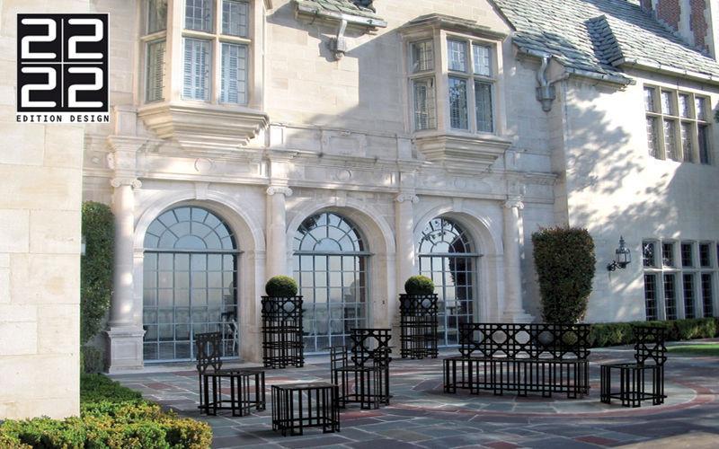 22 22 EDITION DESIGN Salotto da giardino Salotti da giardino completi Giardino Arredo  |