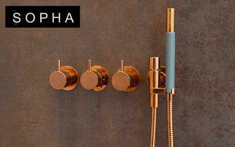 Sopha Industries Miscelatore vasca e doccia Rubinetteria da bagno Bagno Sanitari   |