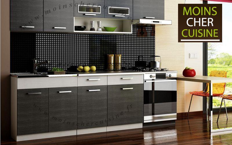 MOINS CHER CUISINE Cucinare in kit Cucine complete Attrezzatura della cucina  |