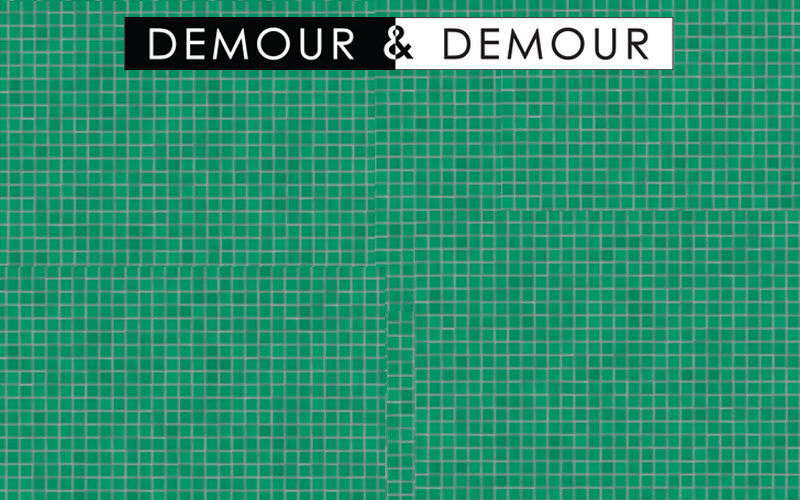 DEMOUR & DEMOUR Mosaïques Piastrella a mosaico Piastrelle da parete Pareti & Soffitti   