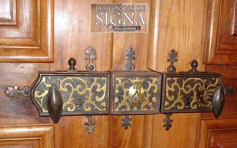 Les Forges De Signa Serratura Accessori porte Porte e Finestre  |