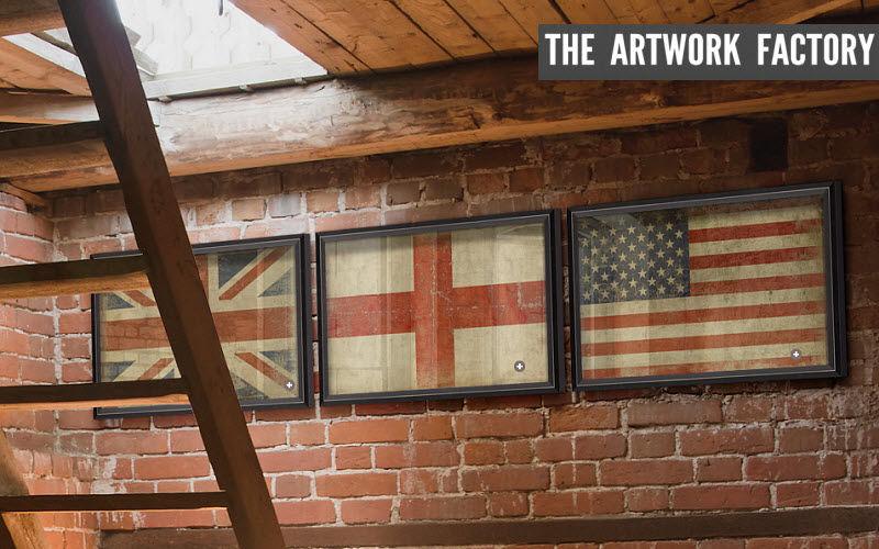 THE ART WORK FACTORY Quadro decorativo Decorazioni murali Ornamenti  |