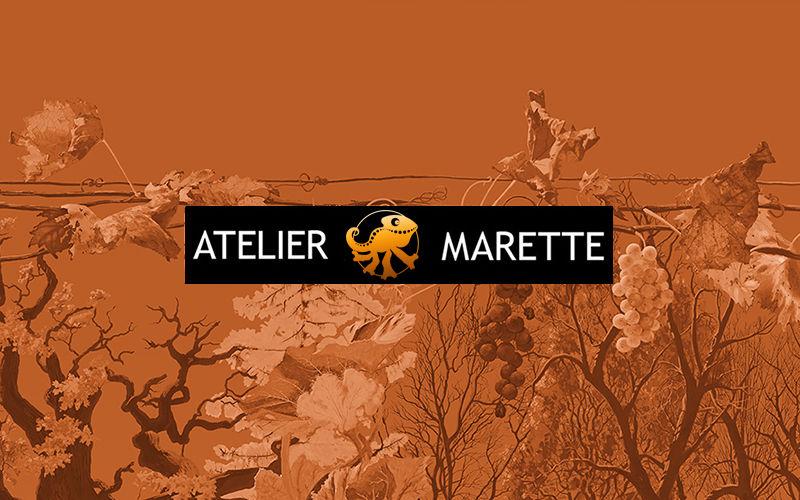 ATELIER MARETTE Carta da parati panoramica Carta da parati Pareti & Soffitti  |