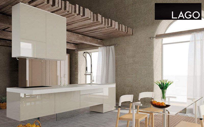 LAGO Cucina moderna Cucine complete Attrezzatura della cucina  |