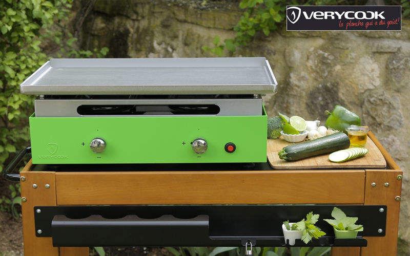 VERYCOOK Piastra per barbecue Barbecue Varie Giardino  |