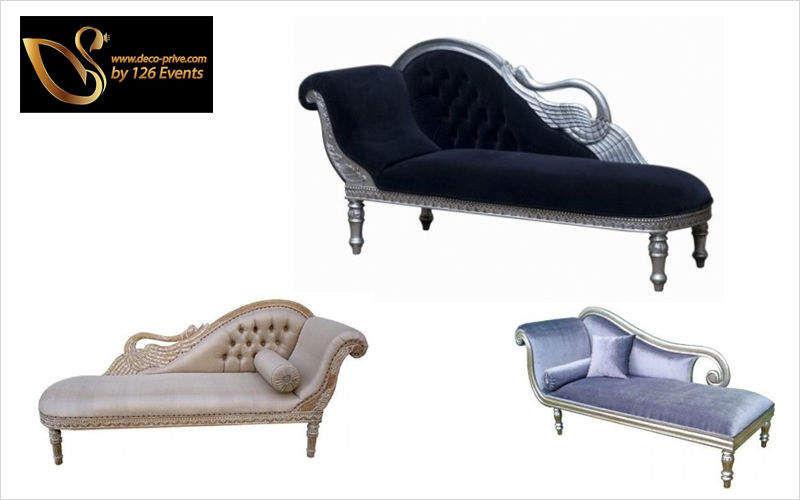DECO PRIVE Chaise Longue Meridienne Sedute & Divani  |