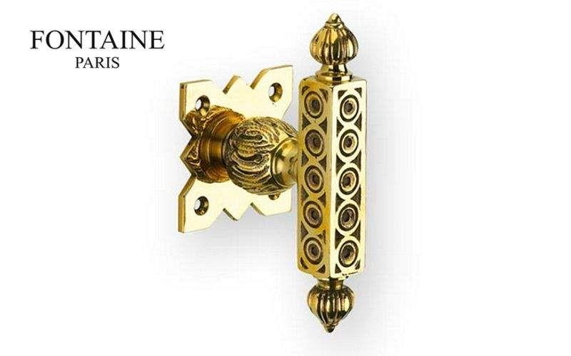 SERRURERIE D ART FONTAINE Maniglia cremonese Maniglie per porte Porte e Finestre   