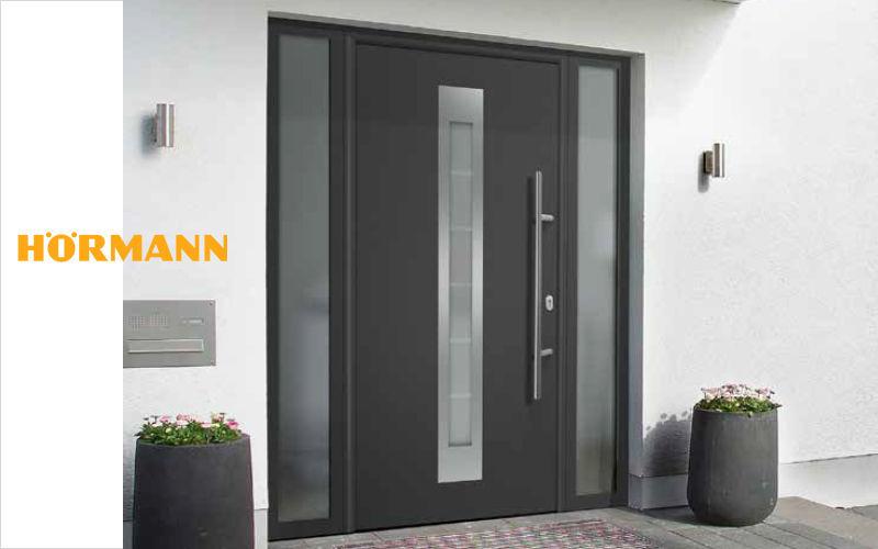 Porta ingresso a vetrata porte decofinder - Porte d entree hormann ...