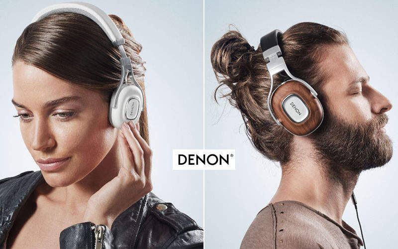 DENON FRANCE Cuffia stereo Hi-fi e audio High-tech  |