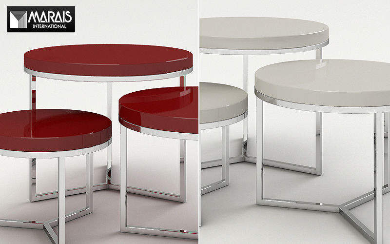 Marais International Tavolini sovrapponibili Tavolo d'appoggio Tavoli e Mobili Vari  |