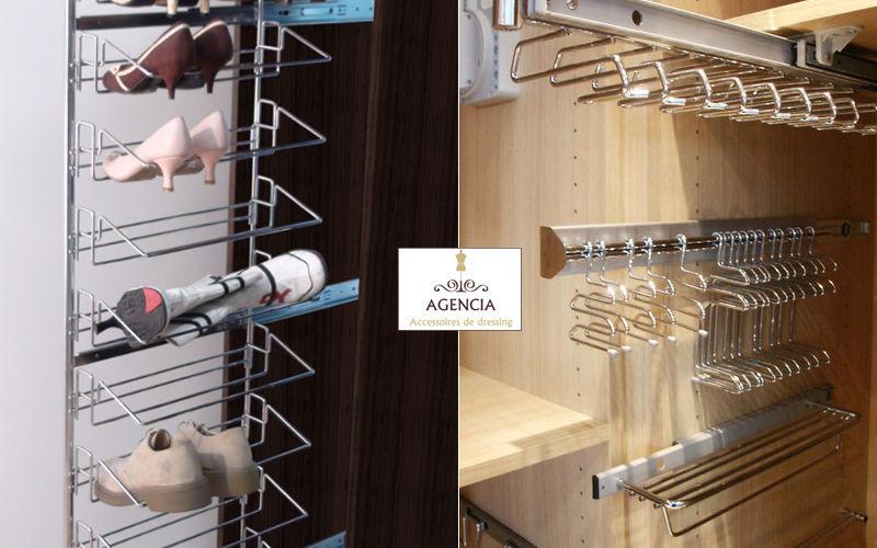 Agencia Accessoires-Placard Portascarpe Accessori cabina armadio Dressing e Complementi  |