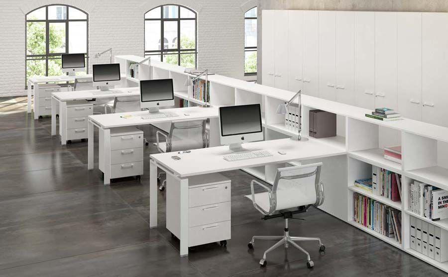 ABOUT OFFICE Scrivania operativa Scrivanie e Tavoli Ufficio  |