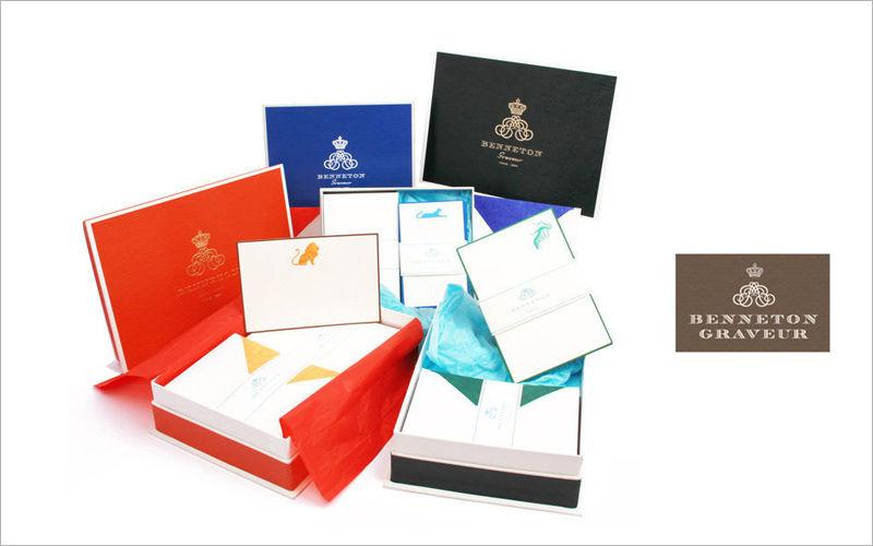 Benneton Cofanetto per corrispondenza Cartoleria Cartoleria - Accessori ufficio  |