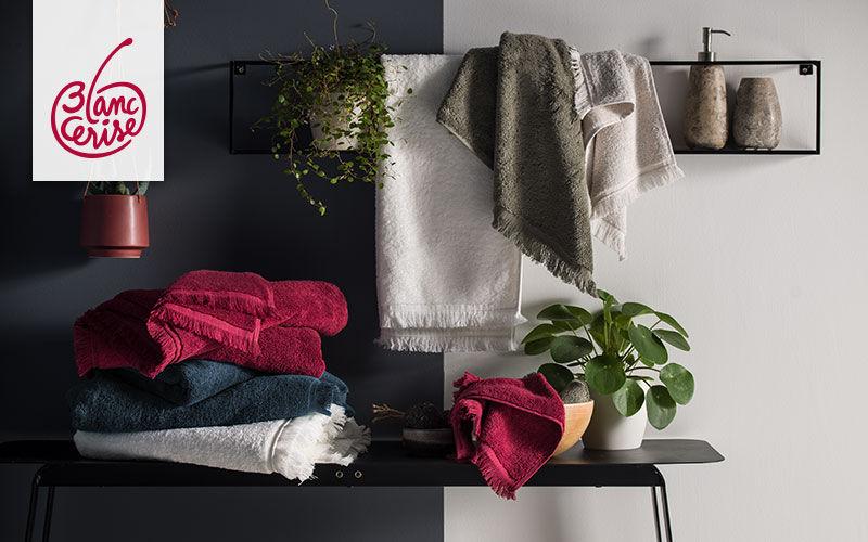 BLANC CERISE Asciugamano toilette Biancheria da bagno Biancheria  |