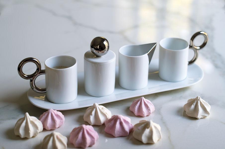 EXTRANORM Servizio da caffè Servizi di piatti Stoviglie  |