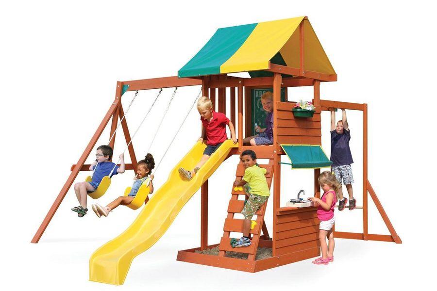Selwood Gioco per parchi Giochi all'aria aperta Giochi e Giocattoli  |