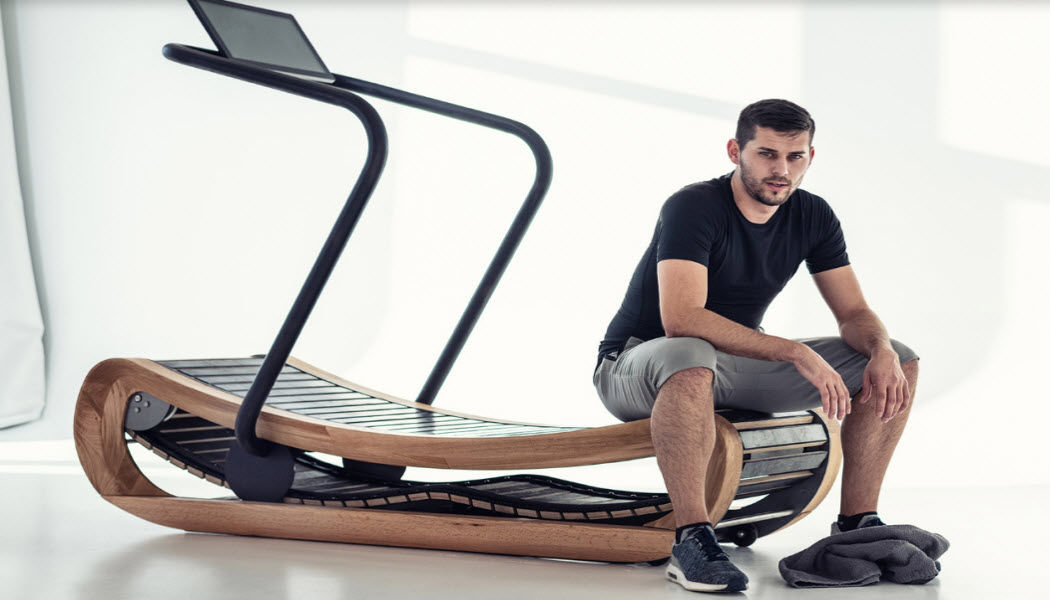 WaterRower Tapis roulant Varie fitness Fitness Camera da letto | Design Contemporaneo
