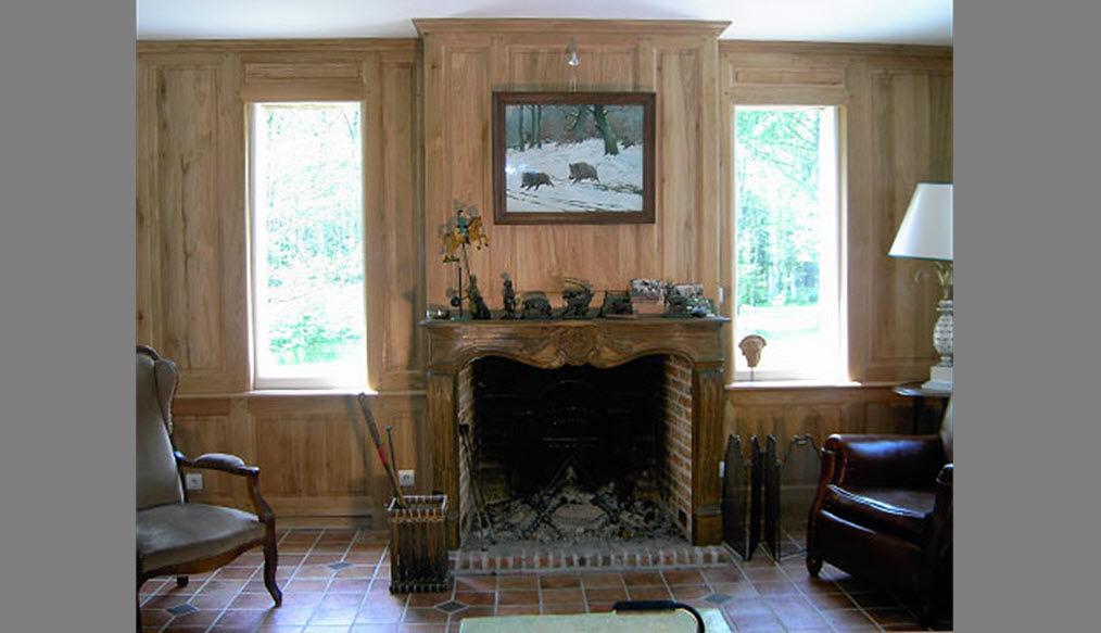 Chêne Decors Rivestimento in legno Rivestimenti in legno, pannelli, placcature Pareti & Soffitti  |