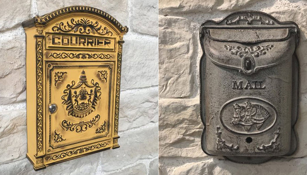 L'ORIGINALE DECO Cassetta della posta Ornamenti da giardino Varie Giardino  |