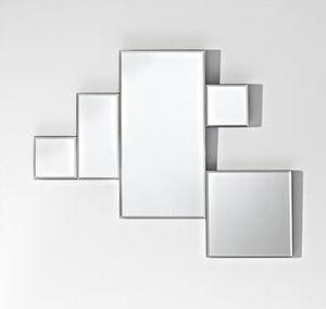 DEKNUDT MIRRORS - puzzle - Specchio