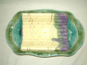 Celix Infusing Art Piatto per asparagi