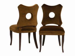 Stark - duncan dining chair - Sedia