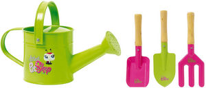 MT & Co - set de jardinage 4 accessoires littelest petshop - Attrezzi Da Giardino