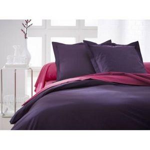 TODAY - parure de lit deep purple - Parure Lenzuola