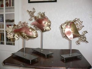 Creations PHILIPPE LAMBERT -  - Scultura