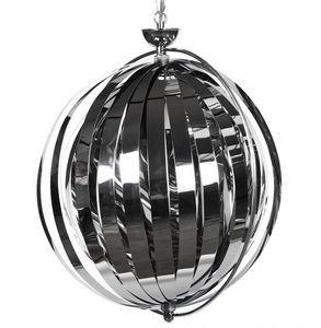 Alterego-Design - lisa chrome - Lampada A Sospensione