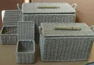 Nature Collection Bali - seagrass - Cestino Contenitore