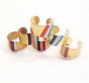 LITTLE MADAME - tricolore - Anello