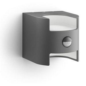 Philips - applique détecteur mouvement grass ir led ip44 h13 - Applique Per Esterno