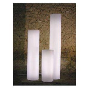 SLIDE - colonne lumineuse slide - Lampada Da Terra