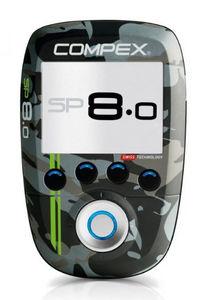 Compex France - compex sp 8.0 wood edition - Elettrostimolatore