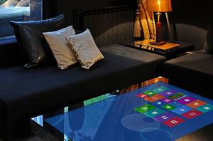 OX-HOME - touchscreen - Tavolo Collegato