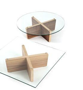 COLE - t01 coffee table - Tavolino Quadrato