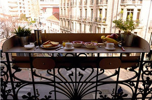 BARACOOD - baracood 1200 - Tavolo Di Balcone
