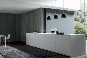 MODULNOVA - fly - Cucina Componibile / Attrezzata