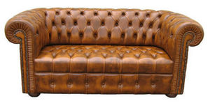 Techni Salons -  - Divano Chesterfield