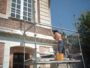 Atelier Frédéric THIBAULT -  - Rinnovante Plastica, Pietra, Cemento, Metallo