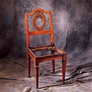 Bertrand Klein - chaise alsacienne - Sedia